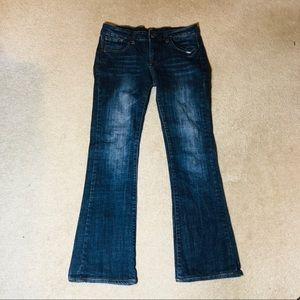 7 For All Mankind Flare Jean